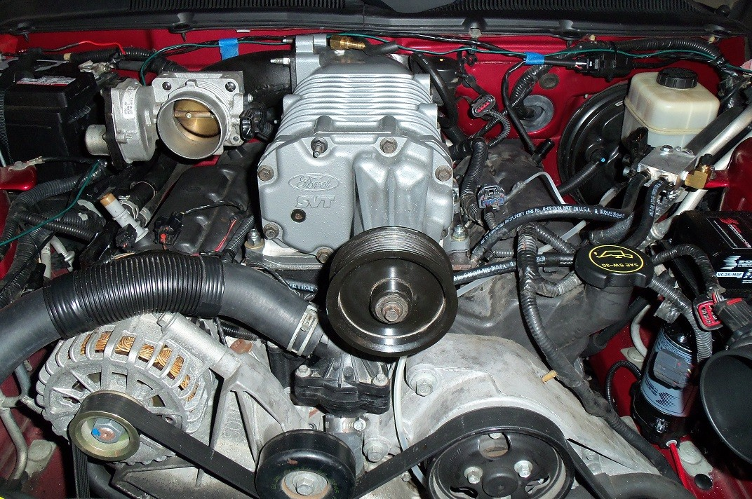 Project: Another M112 V6 Setup | V6 Mustang Forums