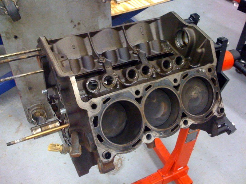 99 Twin Turbo Build   V6 Mustang Forums