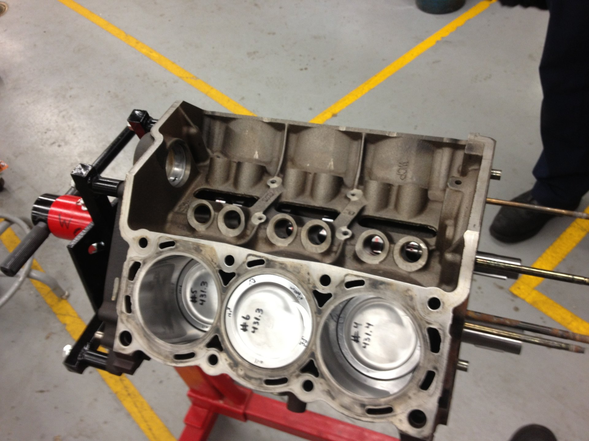 99 Twin Turbo Build | V6 Mustang Forums