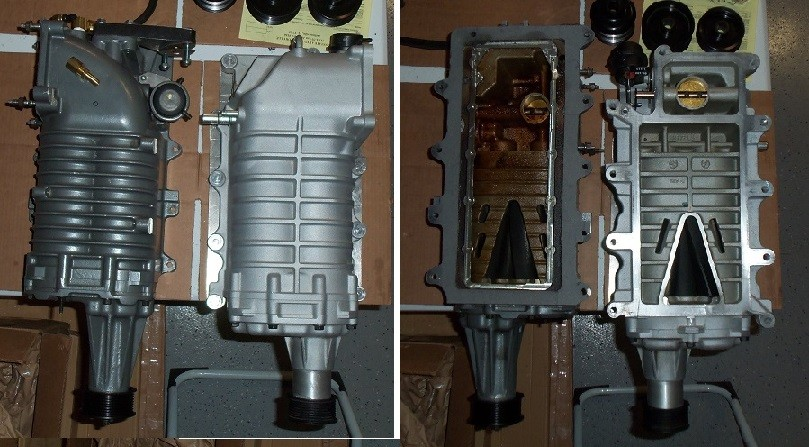 M122 Supercharger Install Complete V6 Mustang Forums