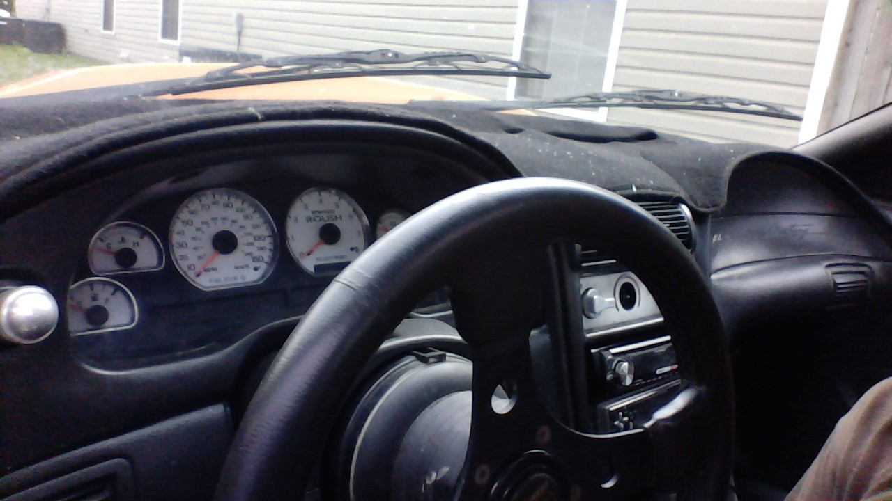 How-To: Swap Gauge Clusters 99-04 | V6 Mustang Forums