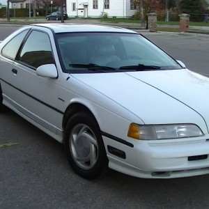 1991 Thunderbird Super Coupe