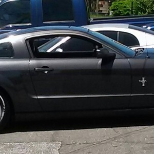 '07 Alloy w/Pony Package